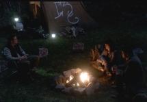 Angels around the campfire