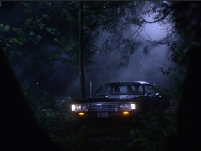 "Baby creeps up. Supernatural Season 10 Episode 4 ""Paper Moon"""