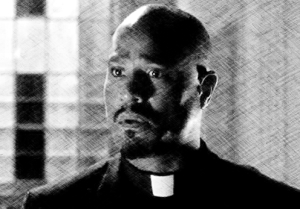 Father Gabriel and his not-so-secret shame