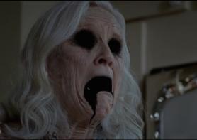 Ghostly grandma