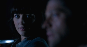 Hannah is worried about Castiel