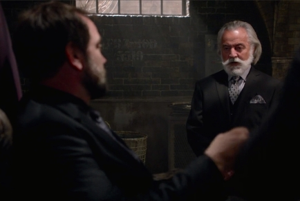 Crowley in Administrative Hell