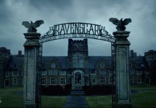 Ravenscar gate