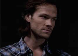 Sam is taunted by Dean about what he did in order to find his brother