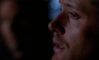 Dean looking wistful