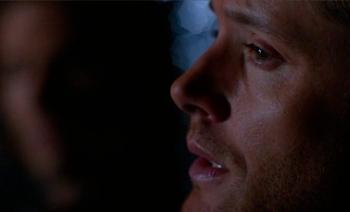 Dean looking wistful