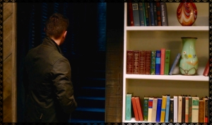 Dean finds a secret door