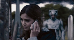 Clara needs help to end Danny's pain