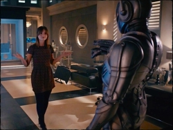 Clara as the Doctor