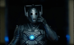 Do Cybermen dream of cyber sheep?