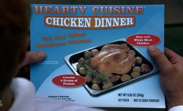 Winner winner chicken dinner