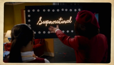 Every detail is important in Supernatural the musical