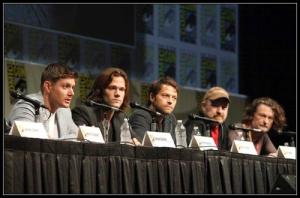 SupernaturalComicCon2012 pixlr