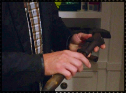 Dean prefers the bludgeoning instruments