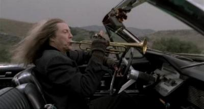 Christopher Walken as Gabriel in Prophecy 3: The Ascent, 2000.