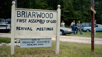 """Home to Preacher Zachary's Healing Hand"""