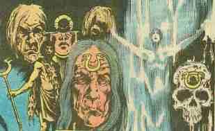 La Brujeria in Swamp Thing #46 (Moore/Bissette/Totleben)