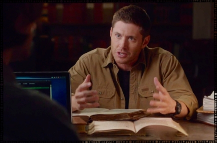 Dean mid-research