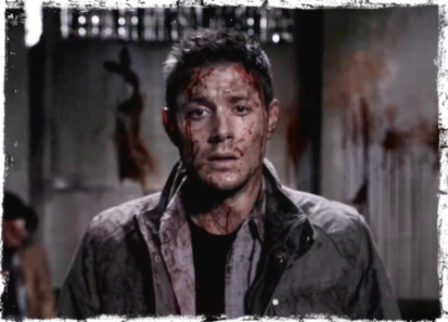 Bloodbaths compelled by the Mark of Cain are not new for Dean