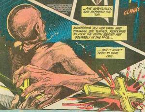 Swamp Thing</em #46, 1986