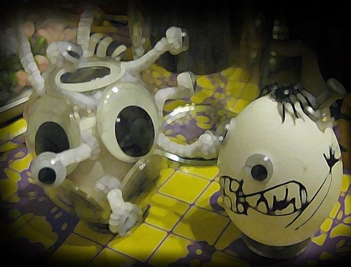 Beholder egg