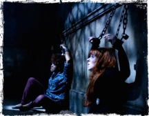 Crowley has left his witch mother Rowena locked in a cell for weeks
