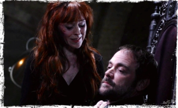 Crowley's mom wants to apologize. Will Crowley fall for it?