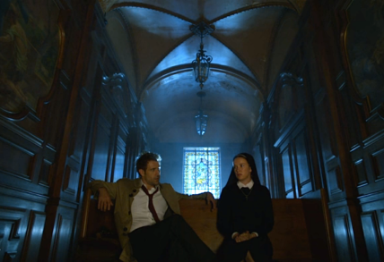 Constantine and Sister Anne-Marie