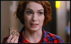 19p Charlie Bradbury Felicia Day key There's No Place Like Home Supernatural