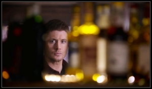 20p Dean Winchester mirror bar There's No Place Like Home Supernatural