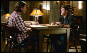 2p Sam Dean Winchester There's No Place Like Home Supernatural