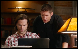3p Sam Dean Winchester There's No Place Like Home Supernatural
