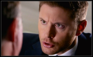 7p Dean Winchester threatening DA There's No Place Like Home Supernatural