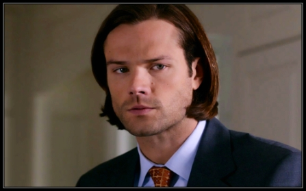 Sam gets worried about Dean