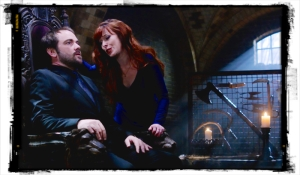 Crowley Rowena Hell Dream The Hunter Games Supernatural pix 2