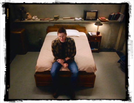 Dean's bunker bed