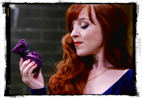 Rowena knows what to do with a hex bag