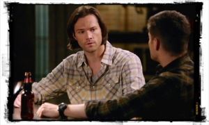 Sam tells Dean he needs to try to resist the urge to kill