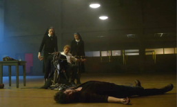 Chas killed by the Serpent