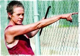 Carol Melissa McBride The Walking Dead p
