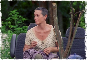 Carol Melissa MeBride Vatos The Walking Dead