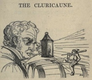 cluricaune book illustration