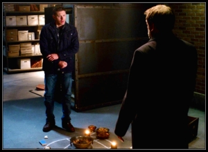 Dean Winchester Crowley do you believe in miracles supernatural pix