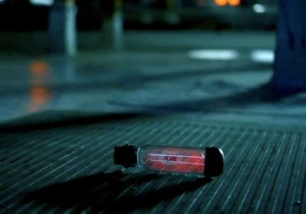 A vial of the air of Hades