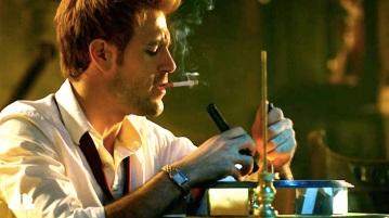 John merrily fixing Queen Victoria's zoetrope