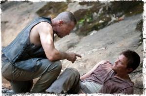 merle daryl The Walking Dead p