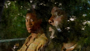 Noah Tyreese driving The Walking Dead What happened and whats going on