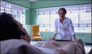 Oscar-nominated Melissa Leo plays Nurse Ham. Other high calibur stars include Carla Gugino, Terrence Howard, Juliette Lewis, Toby Jones, Reed Diamond, Shannyn Sossamon, Charlie Tahan, and Tim Griffin.