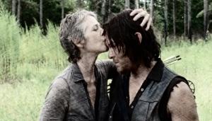pencil Carol Daryl Caryl Them The Walking Dead
