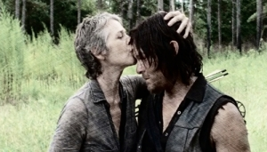 pencil Carol Daryl Caryl Them The Walking Dead